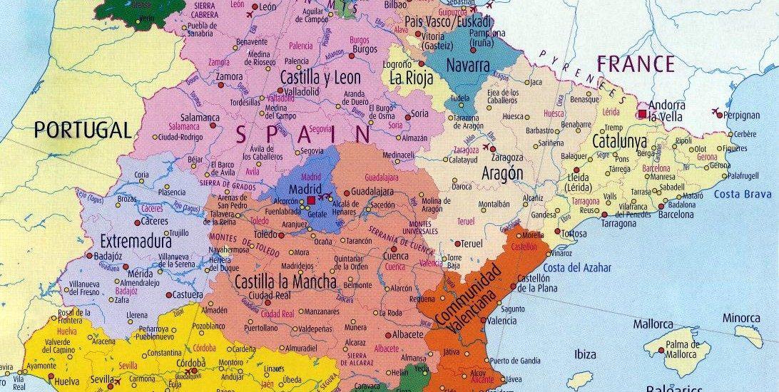Me encanta España!